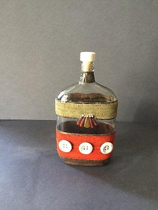 Dekorativní lahev 2