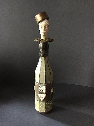 Dekorativní lahev1