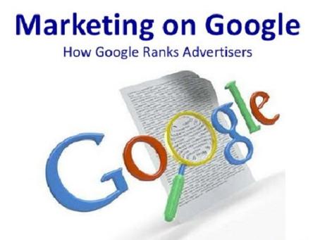 ธุรกิจออนไลน์ เว็บไซต์ต้องติดอันดับGoogle