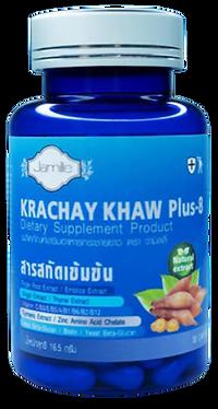 กระชายขาว, Krachay Khaw Plus, โควิด-19, ต้านเชื้อไวรัส.png
