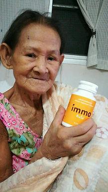 IMMO,อิมโม่,มะเร็ง,เบาหวาน,ความดัน,เบาหว