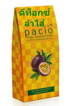Pacio,ดีท็อก,ดีท็อกซ์,ดีท็อก ลำไส้,ดีท็อกซ์ ลำไส้,ผลิตภัณฑ์ ดีท็อก,พาซีโอ้