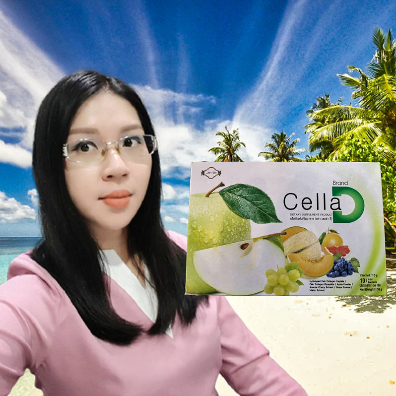 Cella D,Cell Synapse,Food Matrix,สเต็มเซ