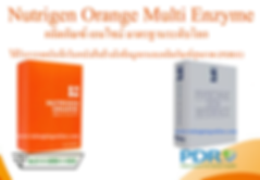 Nutrigen Orange,Multi Enzyme,เอนไซม์,มัลติ เอนไซม์,Enzyme,มะเร็ง,เบาหวาน,ความดัน,ภูมิแพ้,โรคผิวหนัง,โรคร้ายpng