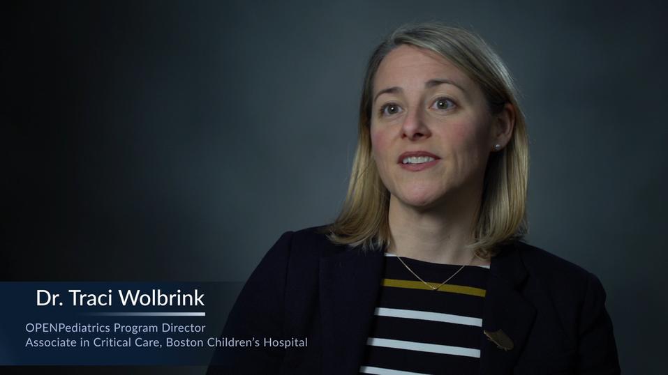 OPENPediatrics - Clinician Stories