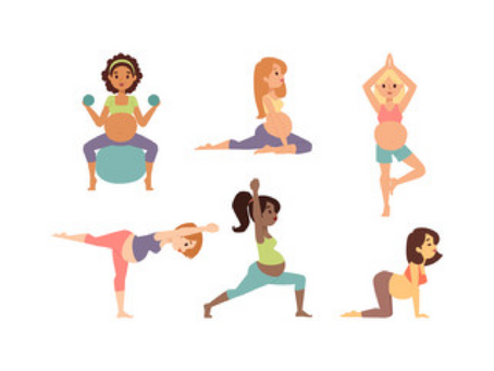 Exercise in pregnancy is good!