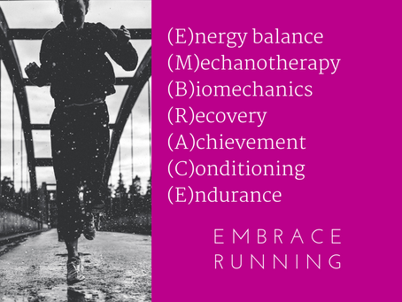 E.M.B.R.A.C.E running in 2019- seven prerequisites to great performance