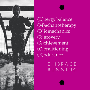 EMBRACE running performance tips