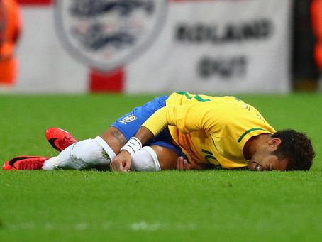 Can we predict who will get injured in football?- World Cup special