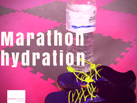 Optimal hydration in endurance racing- don't be a victim of Gaterade...