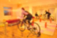 Sport biomechanial assessment on bike