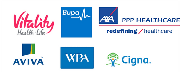 Private Medical Insurance Logos