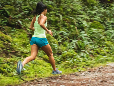 80% of running injuries are caused during training