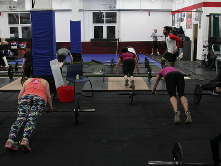 A Physio's Experience of Crossfit
