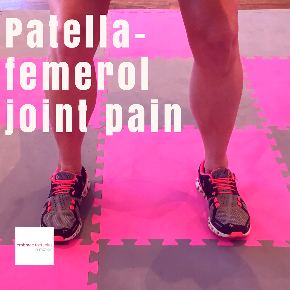 Physio exercises for patella- femoral joint pain