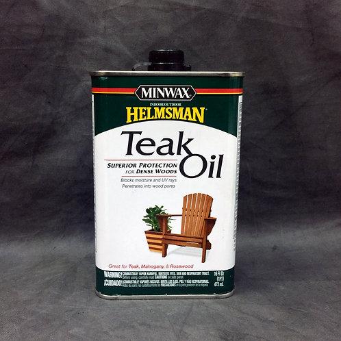 Тиковое масло Минвакс - Minwax HelmsmanTeak Oil