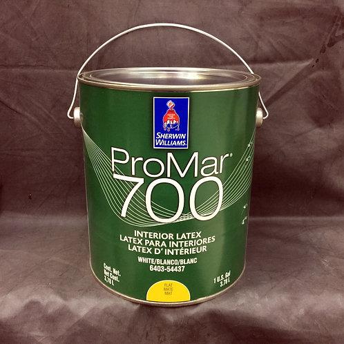 Интерьерная латексная краска для стен и потолков ProMar 700 3,78 L