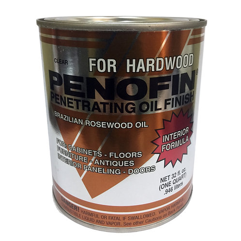 Палисандровое масло для полов - Penofin Hardwood Penetrating Finish