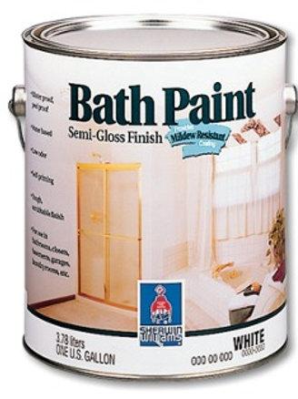 Краска для Ванных Комнат/ Bath Paint 3,78 L