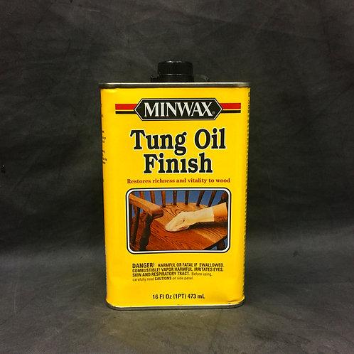 Тунговое масло Минвакс - Minwax Tung Oil Finish