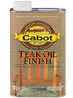 Cabot Teak Oil Finish - Тиковое масло 0,946ml