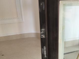 Пример самостоятельной реставрации дверей