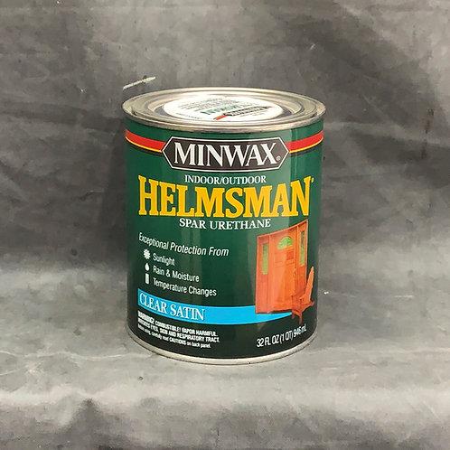 Уретановый лак для дерева - Minwax® Helmsman® Spar Urethane
