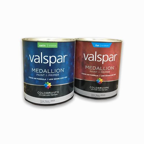 Особо прочная, интерьерная краска - Medallion Acrylic Latex Flat Paint