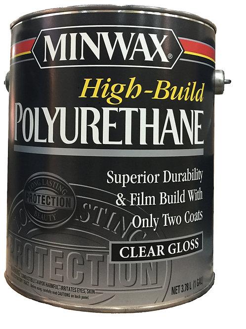 Особо-прочное полиуретановое покрытие - Minwax® High-Build Polyurethane