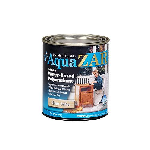 Полиуретановый лак на водной основе- Aqua Zar