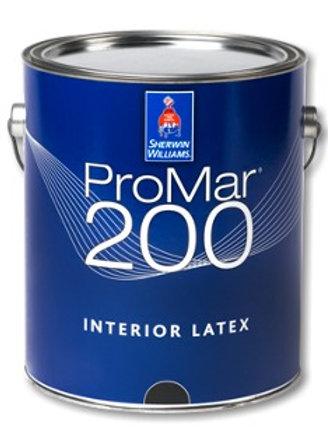 Интерьерная латексная краска для стен и потолков - ProMar 200