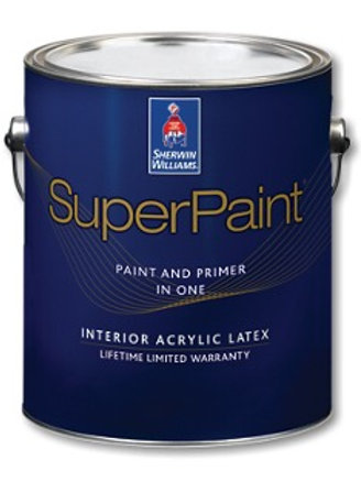 SuperPaint Interior Latex Flat 3,78 L