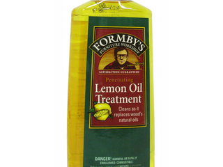 Лимонное масло Lemon Oil Treatment американского производителя Formby's