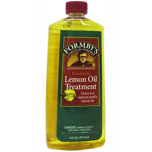 Лимонное масло Formby's - 473 мл
