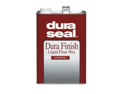 Duraseal Dura Finish Liquid Floor Wax 3,750 L
