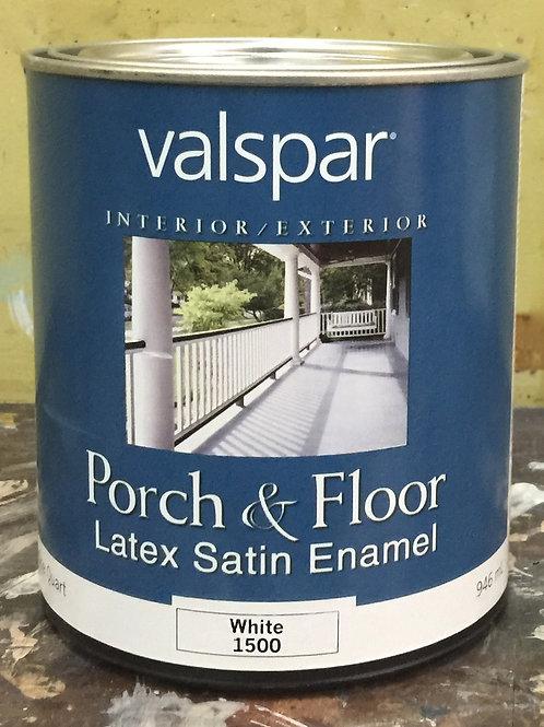 Высокопрочная акриловая эмаль для стен и пола - Porch & Floor