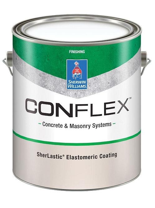 Фасадное эластомерное покрытие - CONFLEX SHERLASTIC Elastomeric Coating