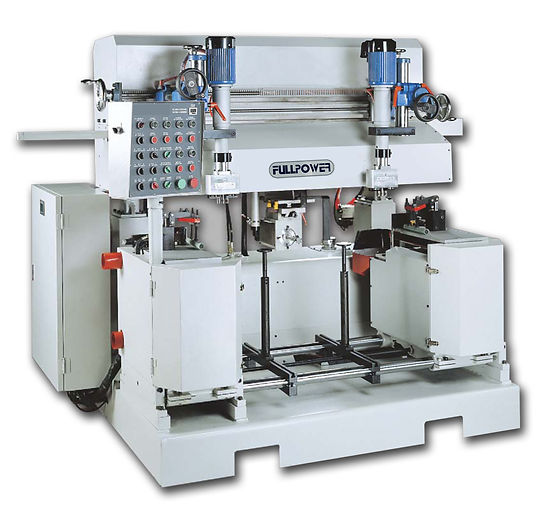 DRAWER FRONT PANEL FORMING MACHINE