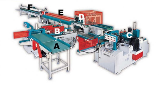 AUTOMATIC FINGER JOINT SYSTEM