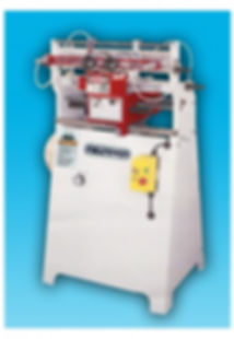 MANUAL SINGLE SPINDLE DOVETAILER