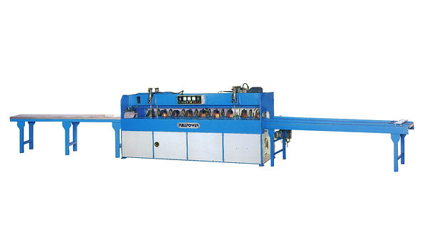 HIGH FREQUENCY WOOD BOARD LAMINATING MACHINE