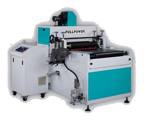 BOTTOM ROLLER COATER + UV CURING MACHINE