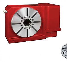 CNC ROTARY TABLE - FH SERIES