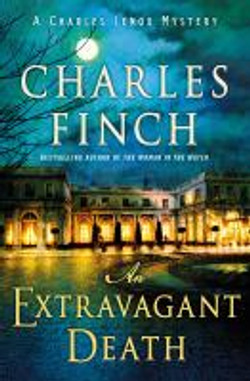 Finch, Charles,An extravagant death