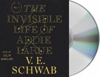 Schwab, Victoria,The invisible life of A