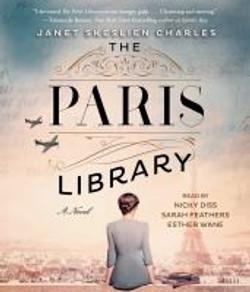 The Paris library, a novel