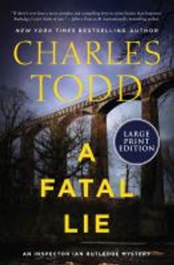 Todd, Charles_A fatal lie ;an Inspector