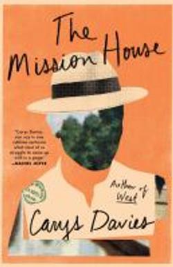 The mission house, a novel