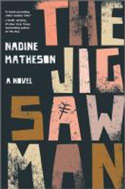 The Jigsaw man, a novel