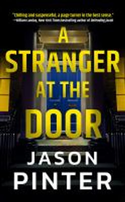 Pinter, Jason,A stranger at the door